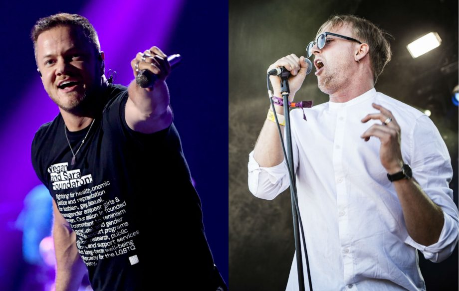 Prog band Maraton point out how Imagine Dragons' artwork is very, very similar to theirs