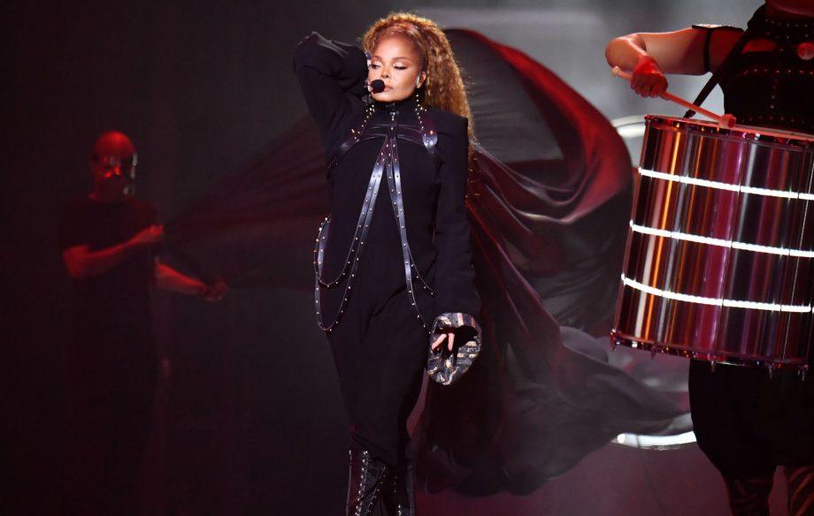 Janet Jackson has pushed herself up the Glastonbury Festival