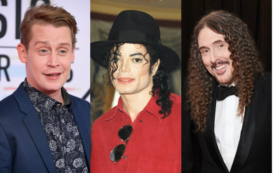 """Macaulay Culkin asks Weird Al Yankovich: """"What was your relationship like with Michael Jackson?"""""""