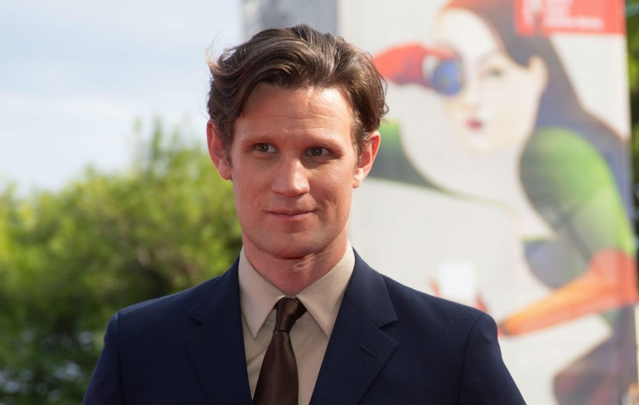 Here's the first look at Matt Smith as Charles Manson in