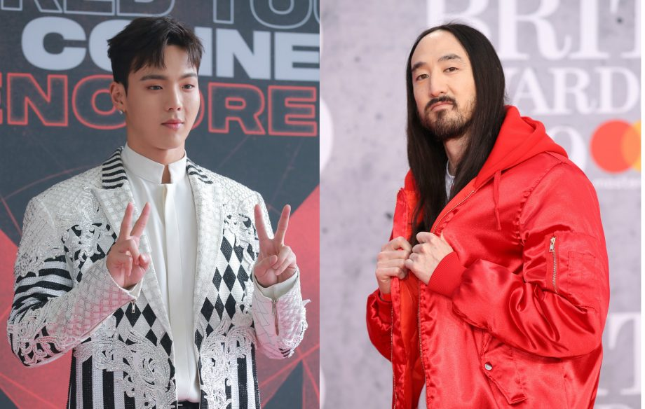 Steve Aoki and MONSTA X to Release English Version of ...