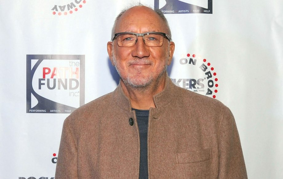 The Who's Pete Townshend announces debut novel, 'The Age of Anxiety'