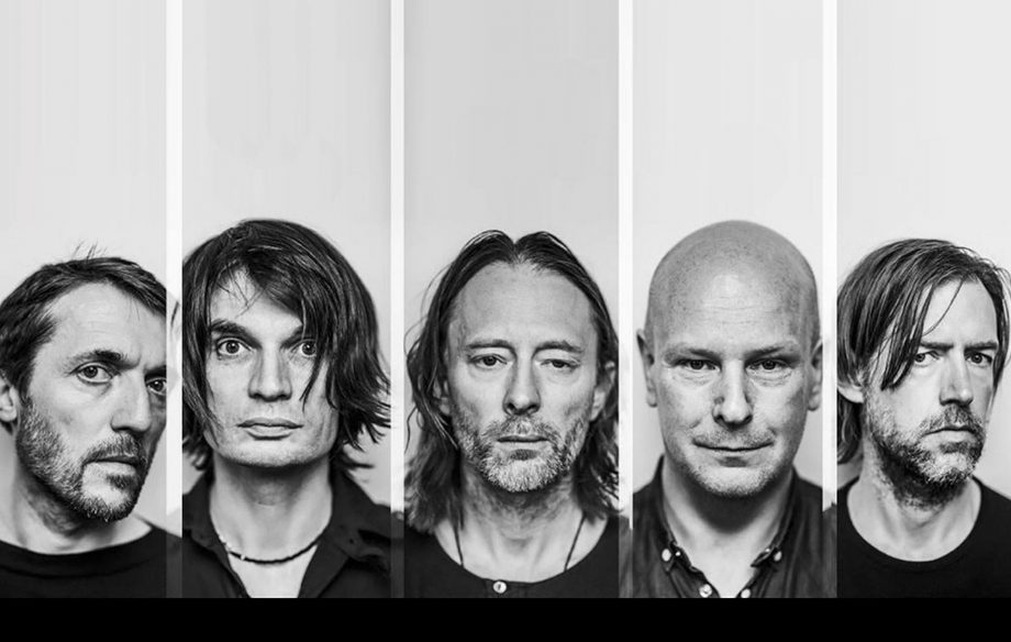 Radiohead during the 'A Moon Shaped Pool' era