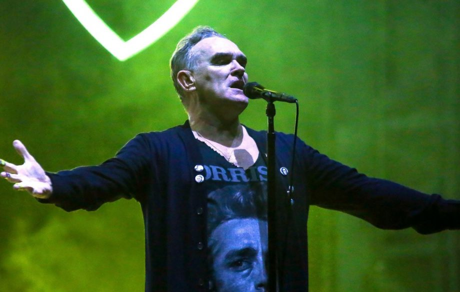 Morrissey's music banned from the world's oldest record store
