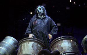 Slipknot's Chris Fehn