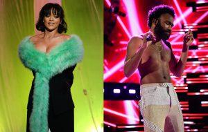 Rihanna / Childish Gambino
