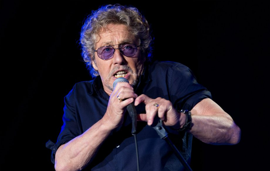 """The Who's Roger Daltrey says Brexit won't affect British musicians: """"As if we didn't tour Europe before the f****** EU"""""""