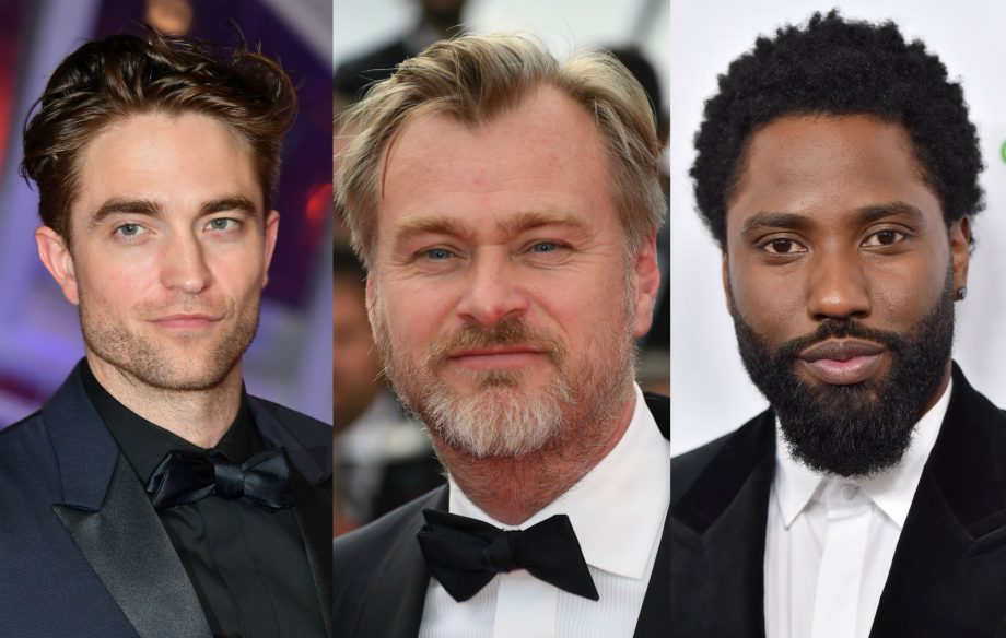 Robert Pattinson and John David Washington are set to star in Christopher Nolan's next film