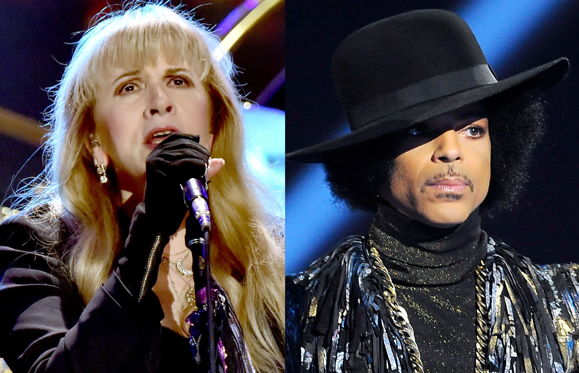 Stevie Nicks Opens Up About Her Friendship With Prince In
