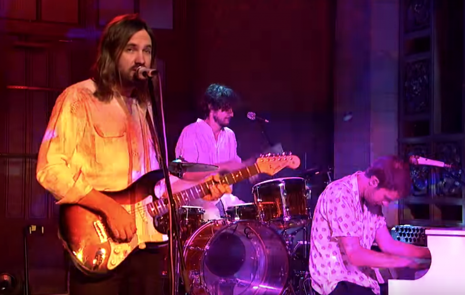 Watch Tame Impala Debut Patience And New Song