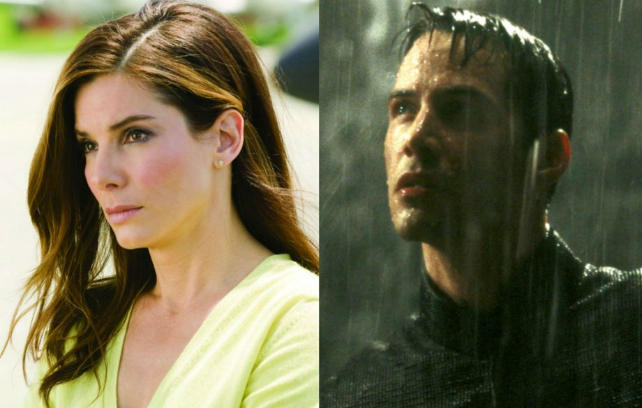 Sandra Bullock was offered role of Neo in 'The Matrix