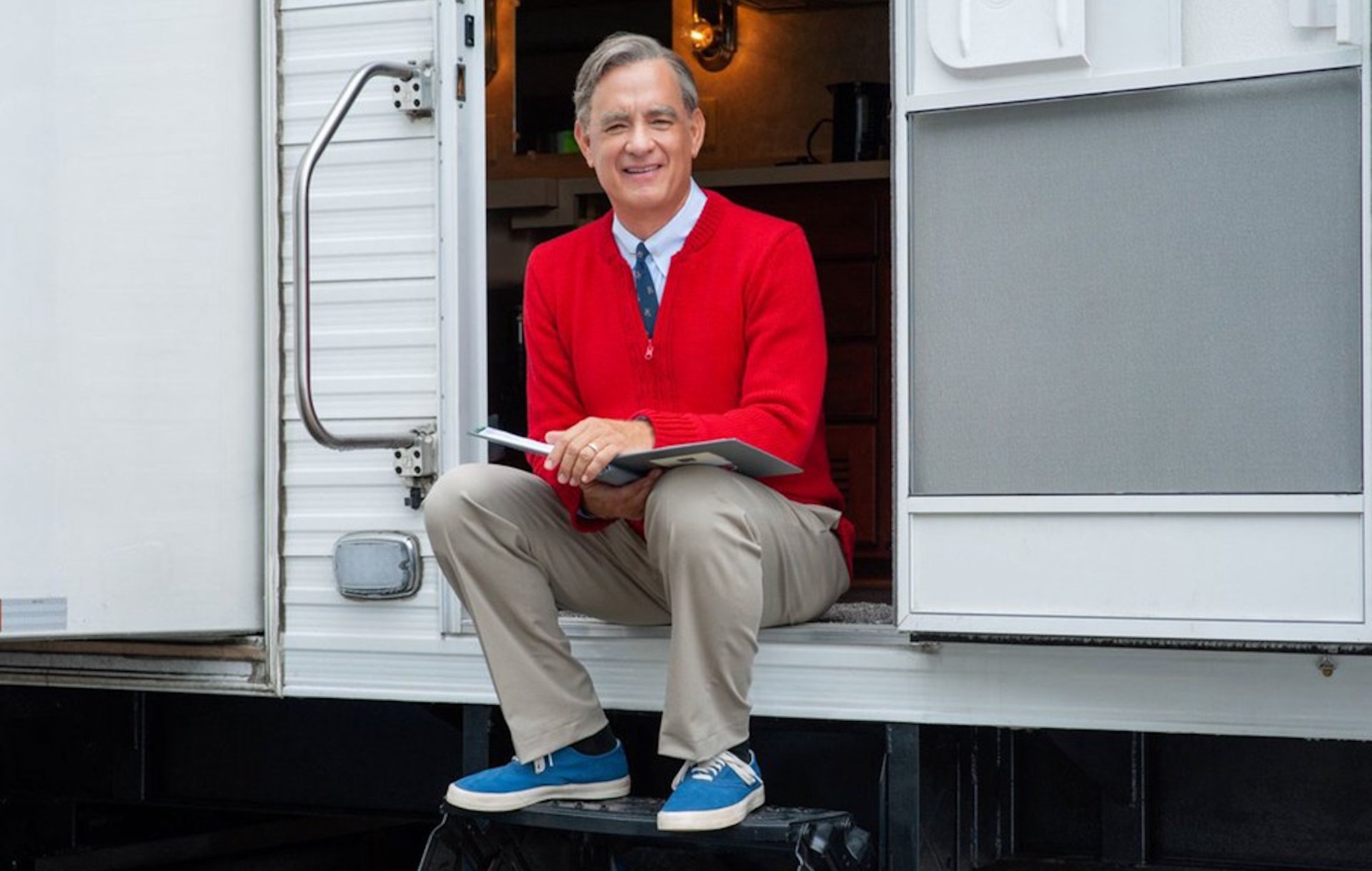 5d3f649f0617 Tom Hanks' Mr Rogers movie 'A Beautiful Day in the Neighborhood': release  date, trailer, plot, cast and everything we know - NME