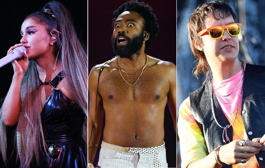 Ariana Grande, Childish Gambino and The Strokes lead headliners for Lollapalooza 2019