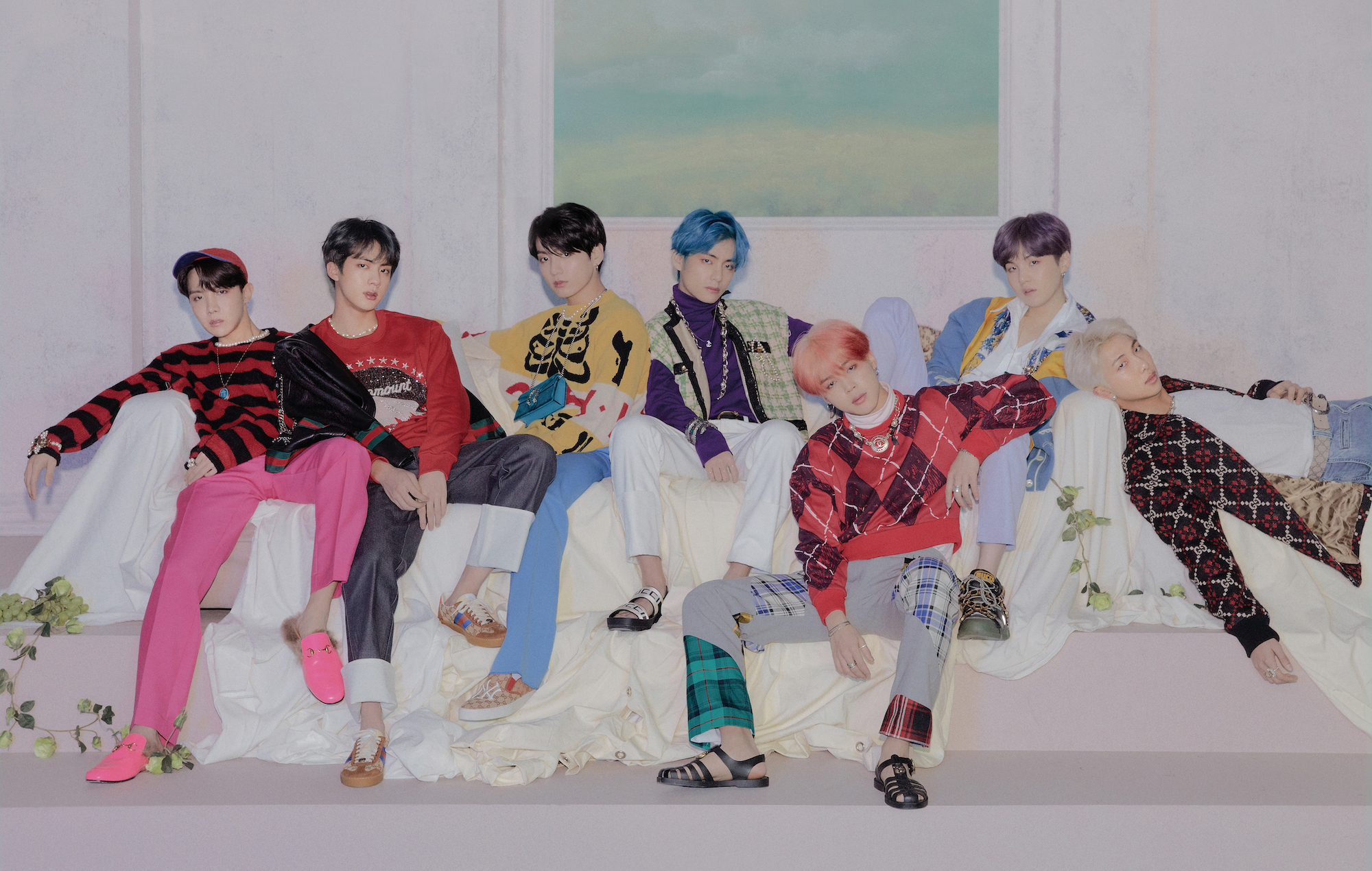 BTS and Halsey have smashed a huge YouTube record