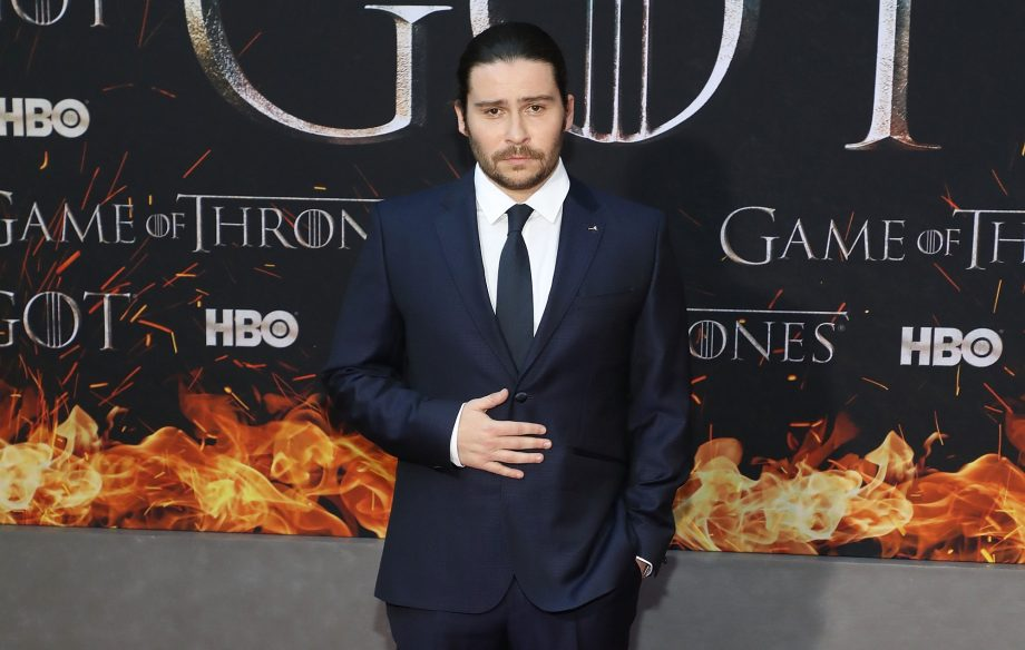 """It's not cool"": 'Game Of Thrones' star Daniel Portman says he was groped by female fans"