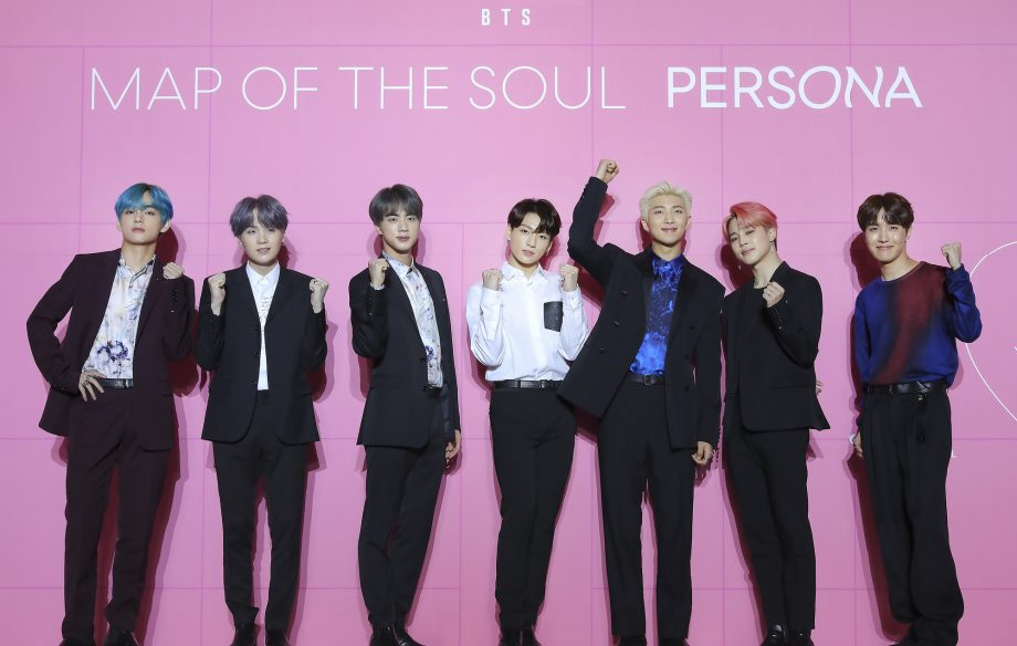 BTS to stream historic first gig at Wembley Stadium