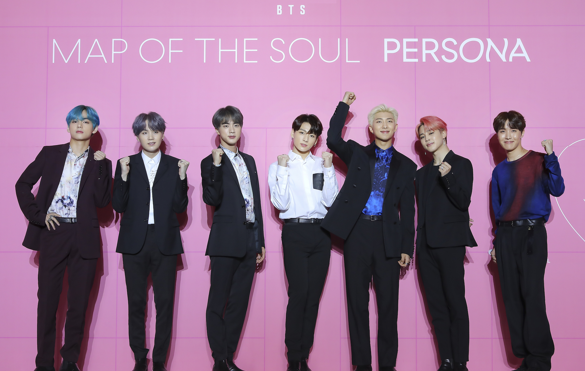 What we learned from BTS's global '   Persona' press conference