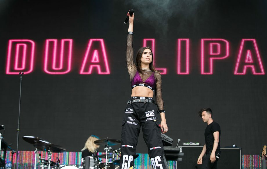"""We haven't been taken seriously"": Dua Lipa discusses gender inequality in the music industry"