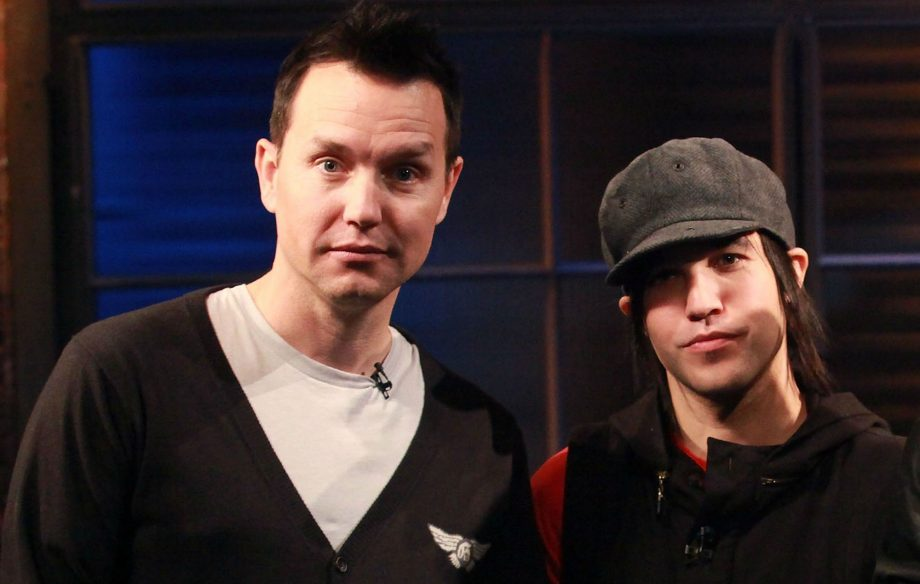 """I hope it sees the light of day"" – Blink 182's Mark Hoppus tells us about his kids' show with Fall Out Boy's Pete Wentz"