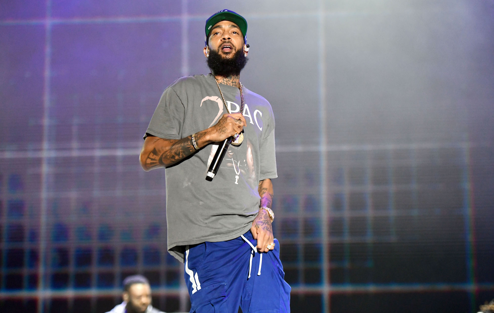 Free Tickets To Nipsey Hussle S Memorial Are Being Sold