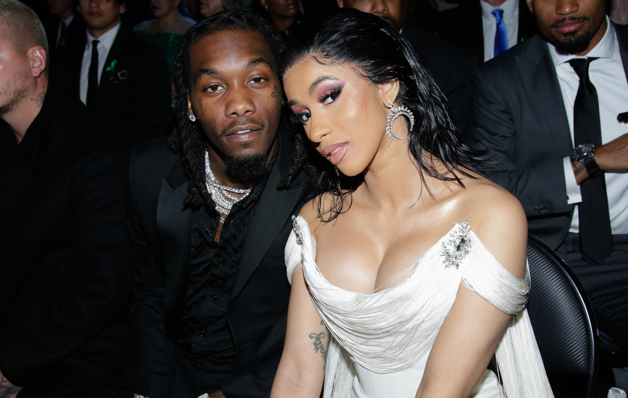 Cardi B Rapper: Offset Responds To Backlash Over Claims That Cardi B Is