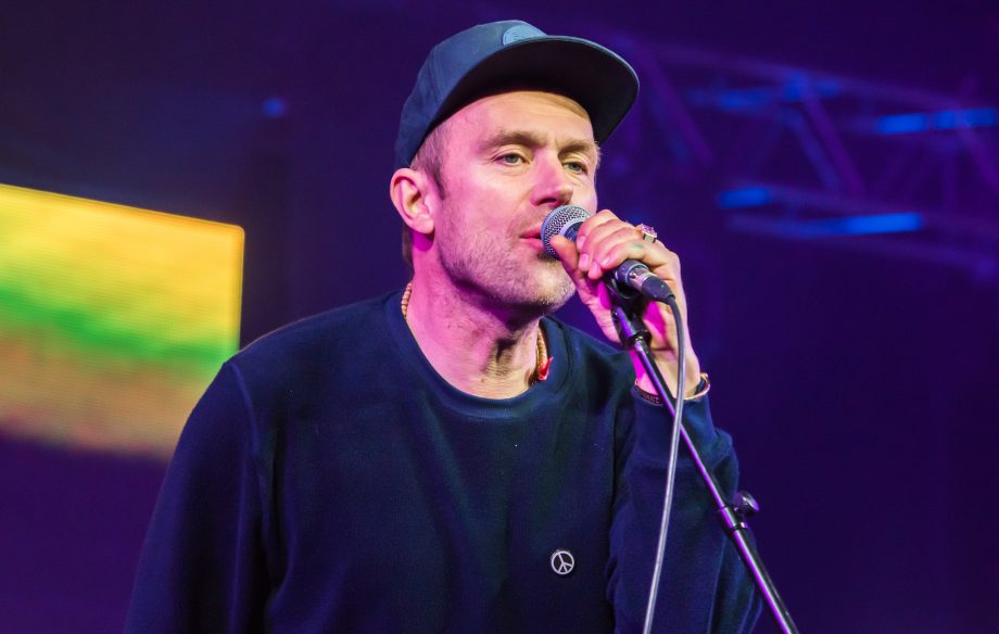 "Damon Albarn says Britain is ""emotionally messed up"": ""Our mental health is not good"""