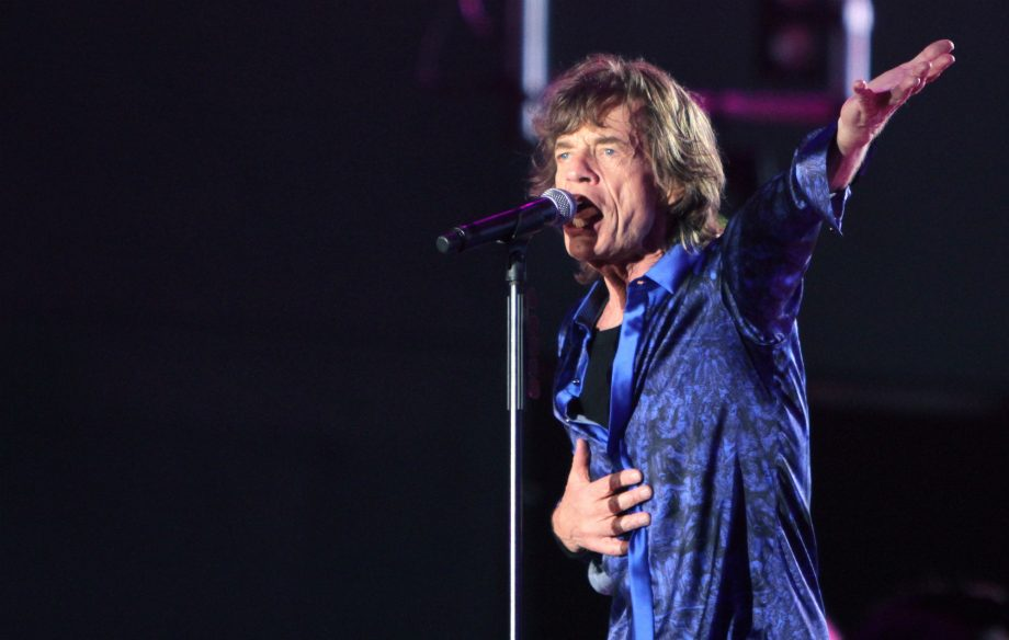 Mick Jagger makes first public appearance since undergoing heart surgery