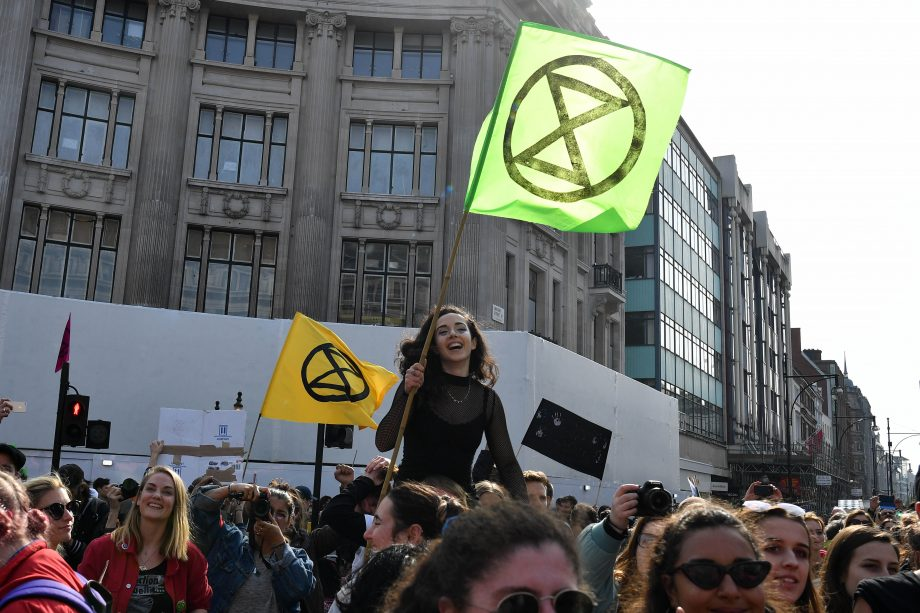 Glastonbury Festival confirms Extinction Rebellion march