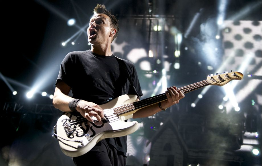 Blink 182's Mark Hoppus speaks out on the 'shocking' Fyre Festival – and the potential movie