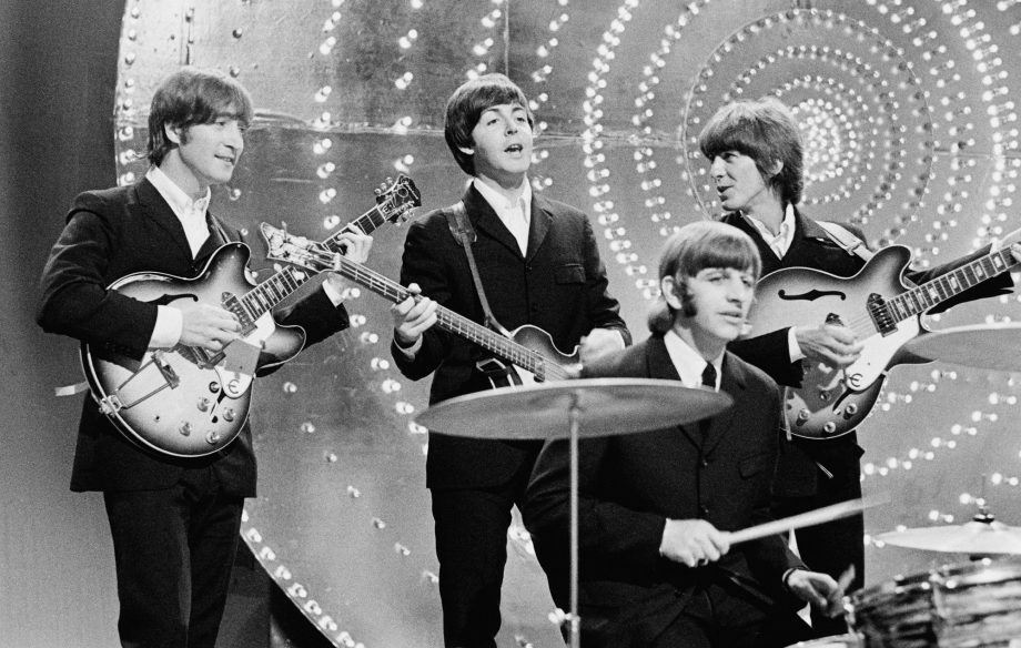 Watch 'lost' clip of The Beatles performing on 'Top Of The Pops' - NME