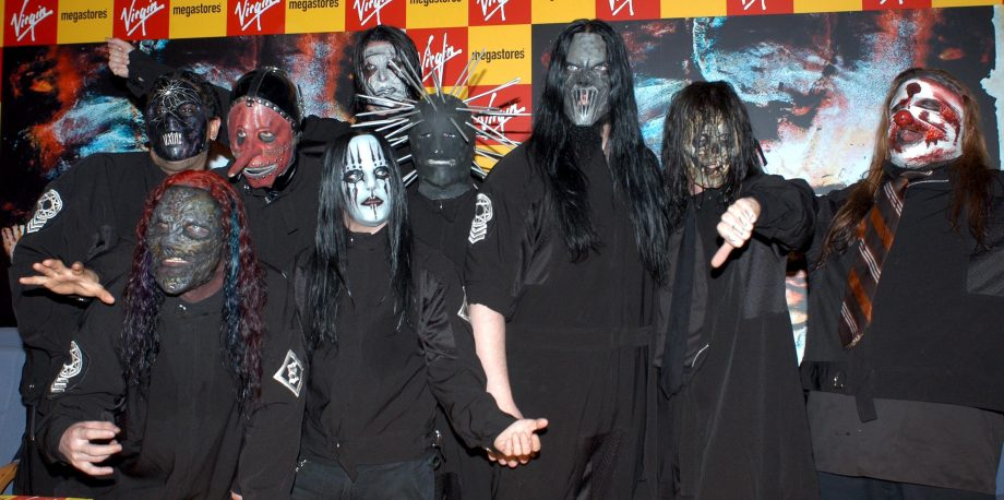 That Slipknot style – the evolution of the fright masks through the