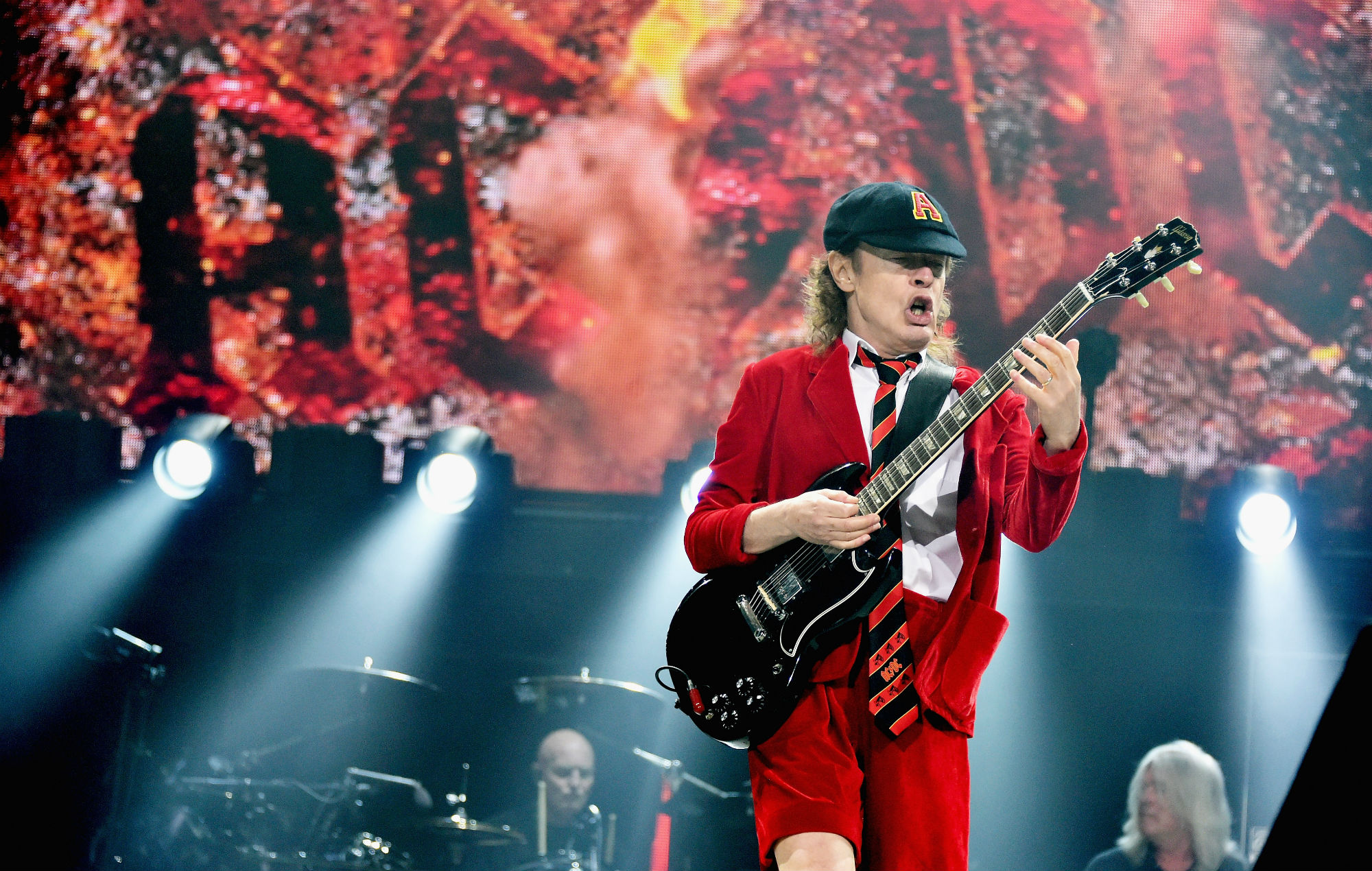 AC/DC are back in the studio, according to their longtime engineer