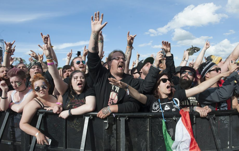 Download Festival announces mindfulness initiative Mind The Dog for