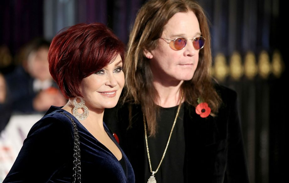 "Sharon Osbourne hits out at ""cold and callous"" reports on Ozzy's health"
