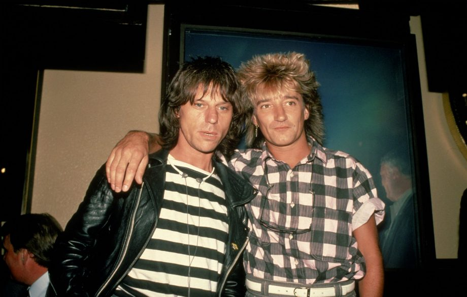 """""""The most in depth concert in over 35 years"""": Rod Stewart and Jeff Beck to reunite on stage"""
