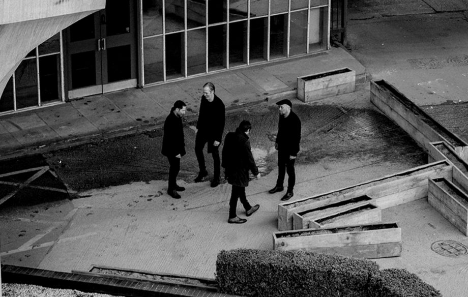 Ride share shimmering new single 'Future Love' and detail