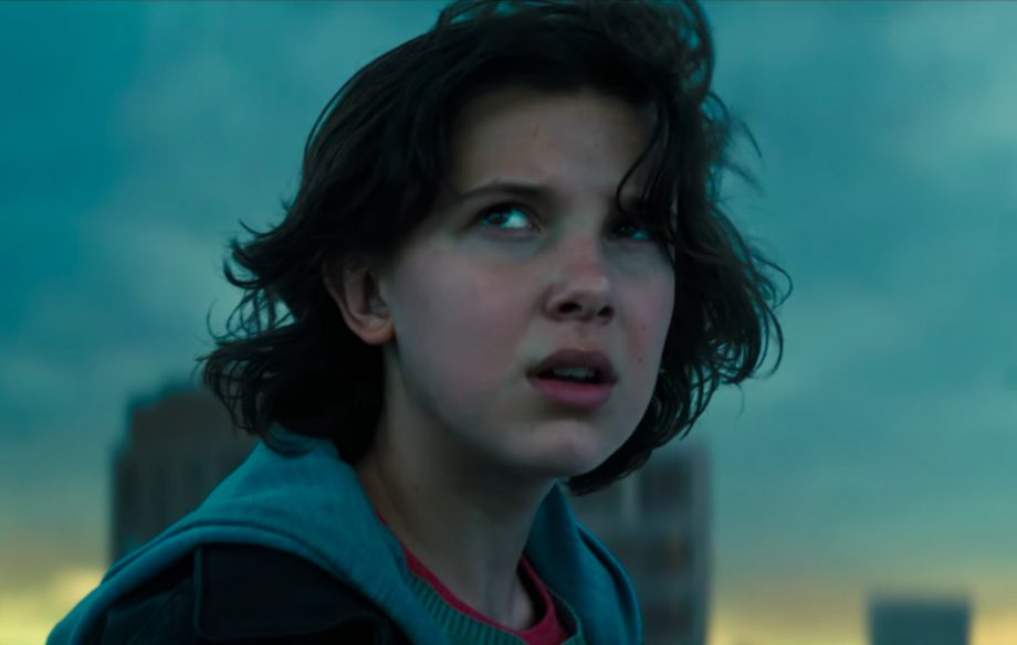 """""""This time we join the fight"""": Watch the dramatic trailer for new 'Godzilla' movie, starring Millie Bobby Brown"""