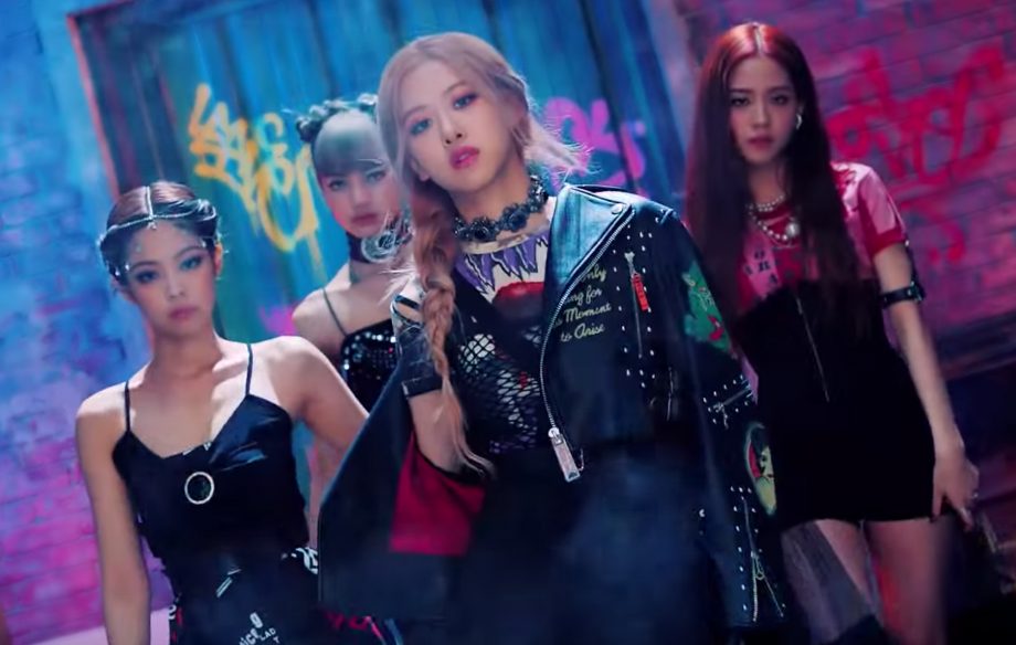 Watch BLACKPINK's powerful, cinematic video for new track
