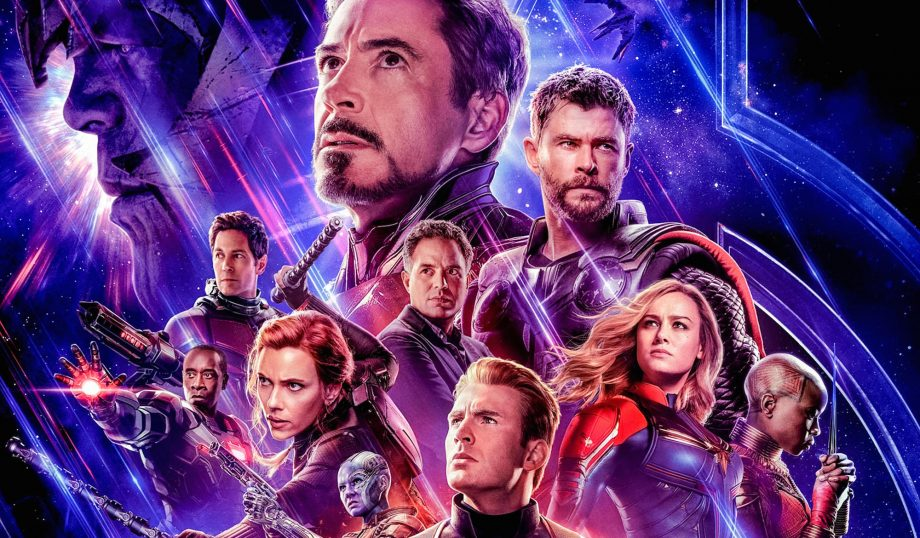Avengers endgame end of credits clip