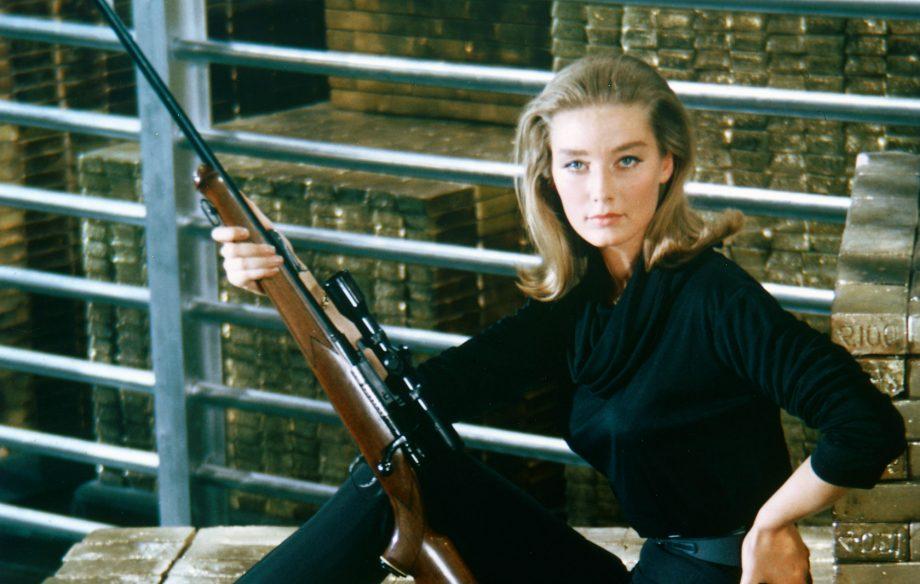 James Bond' actress Tania Mallet has died