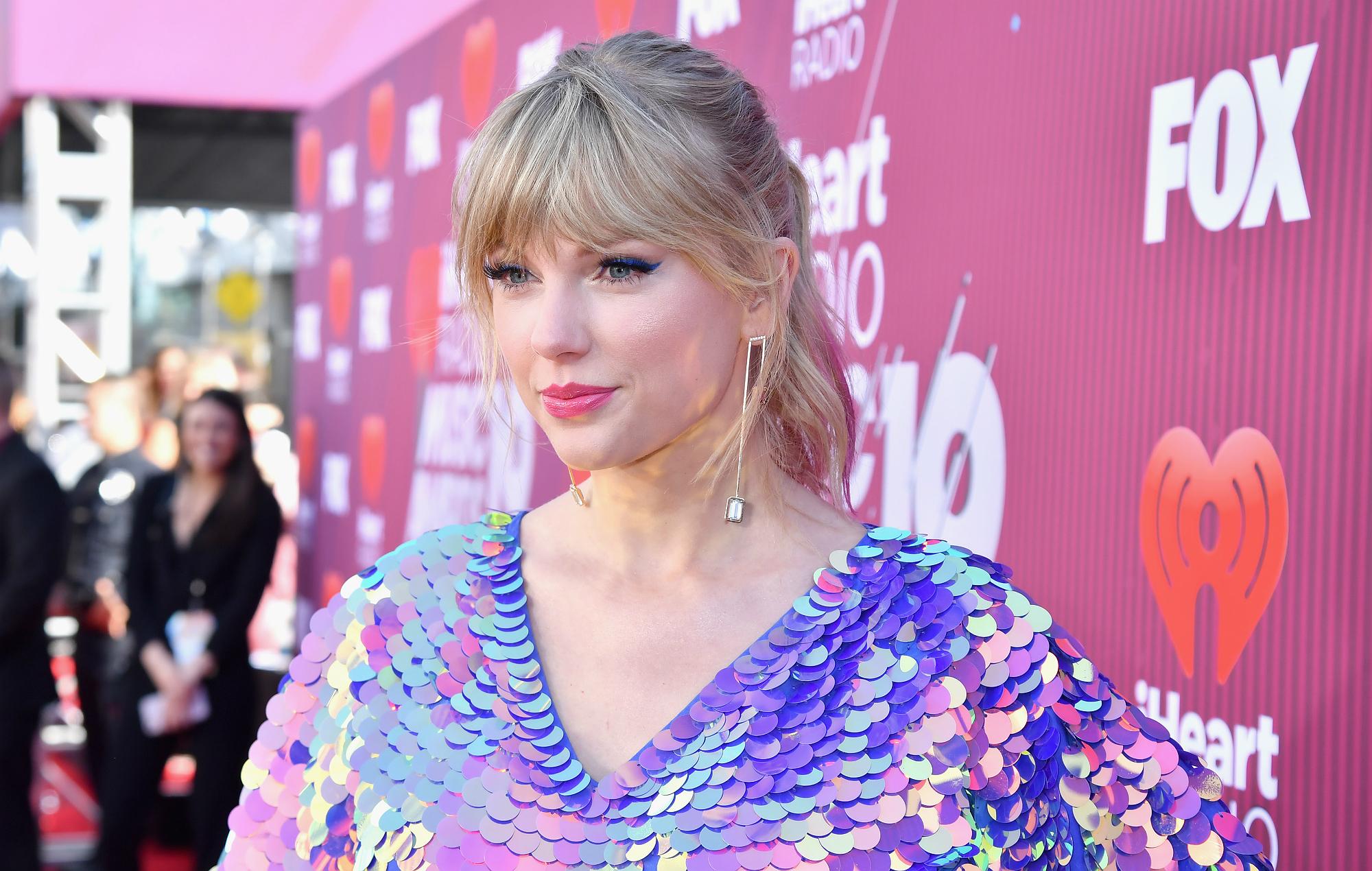 Taylor Swift Announces Details Of New Album Lover