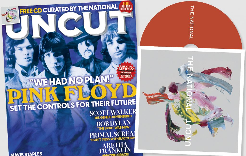 THE NATIONAL SELECCIONAN UN CD ESPECIAL PARA UNCUT