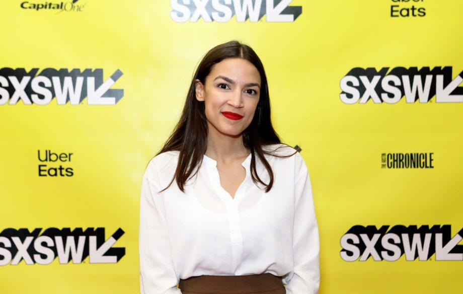 Alexandria Ocasio-Cortez has been invited to speak at this year's Glastonbury