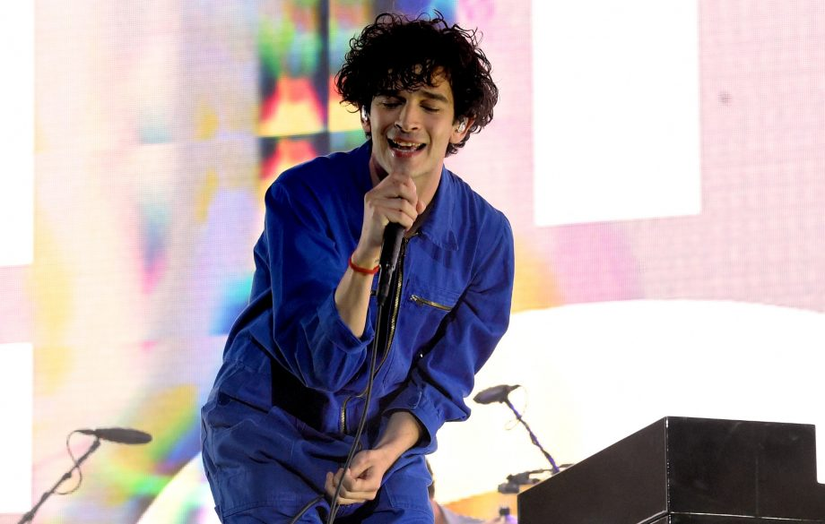 The 1975 take step into sustainable fashion as they repurpose old merchandise
