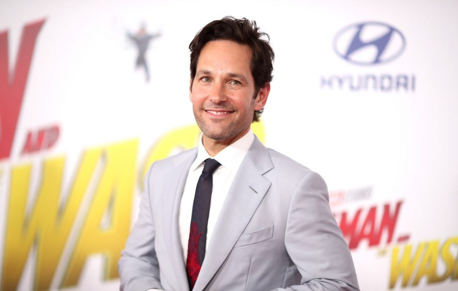 """Watch Avengers star Paul Rudd's shot-for-shot remake of Dead or Alive's """"You Spin Me Round"""" music video"""