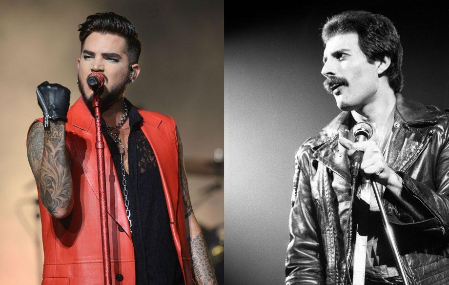 "Adam Lambert on how he relates to the ""loneliness"" of Freddie Mercury"