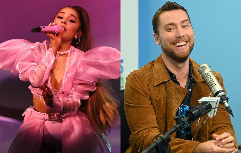 Ariana Grande sparks rumours of NSYNC collaboration at Coachella
