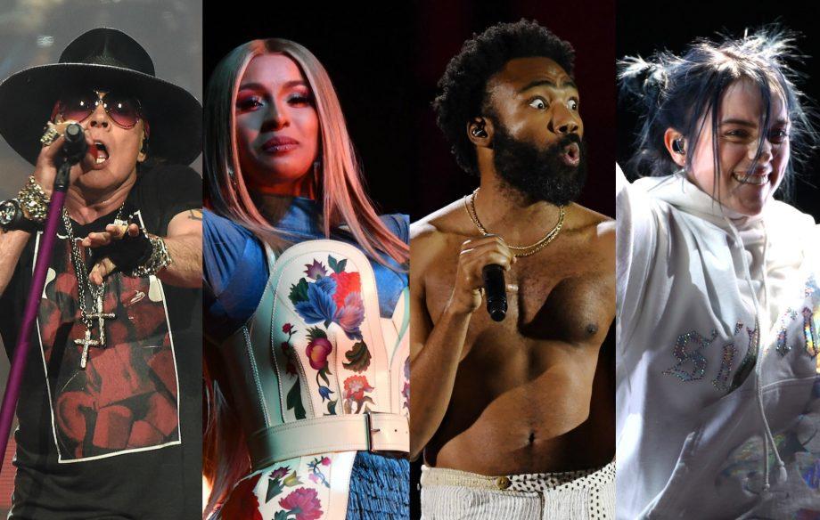 Guns N' Roses, Cardi B, Childish Gambino, and Billie Eilish lead names for Austin City Limits 2019