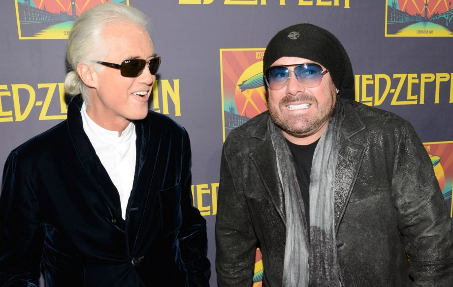 """""""I just did all of it"""": Jason Bonham reveals Jimmy Page gave him cocaine when he was 16"""
