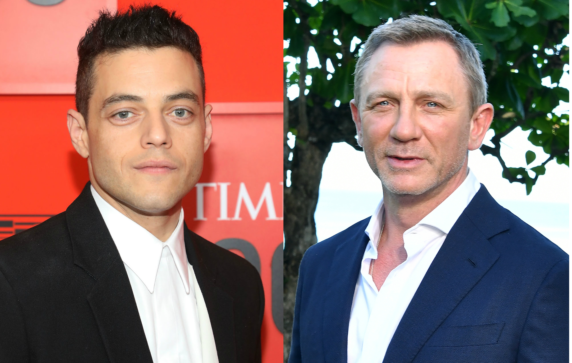 "Rami Malek confirms 'Bond 25' is Daniel Craig's ""last"" 007 ..."